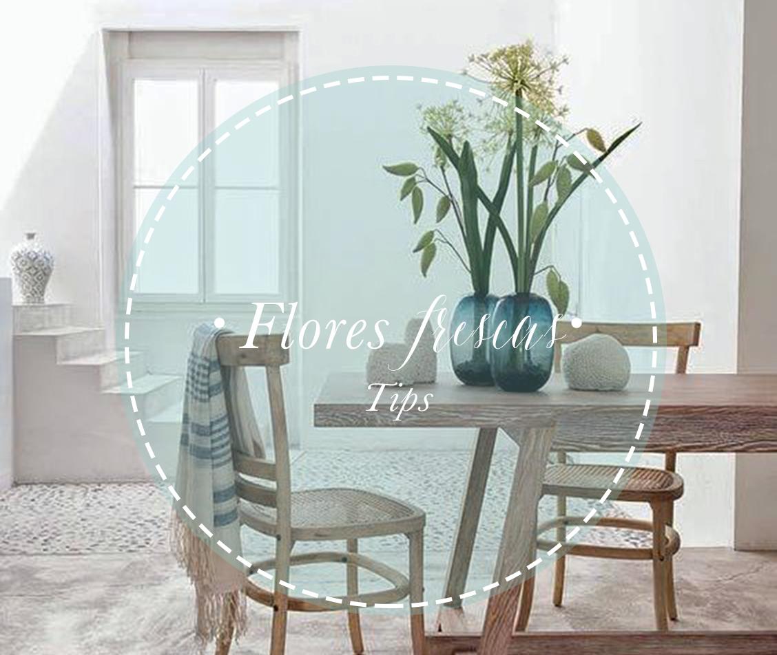 Cómo conservar las flores frescas más tiempo💐