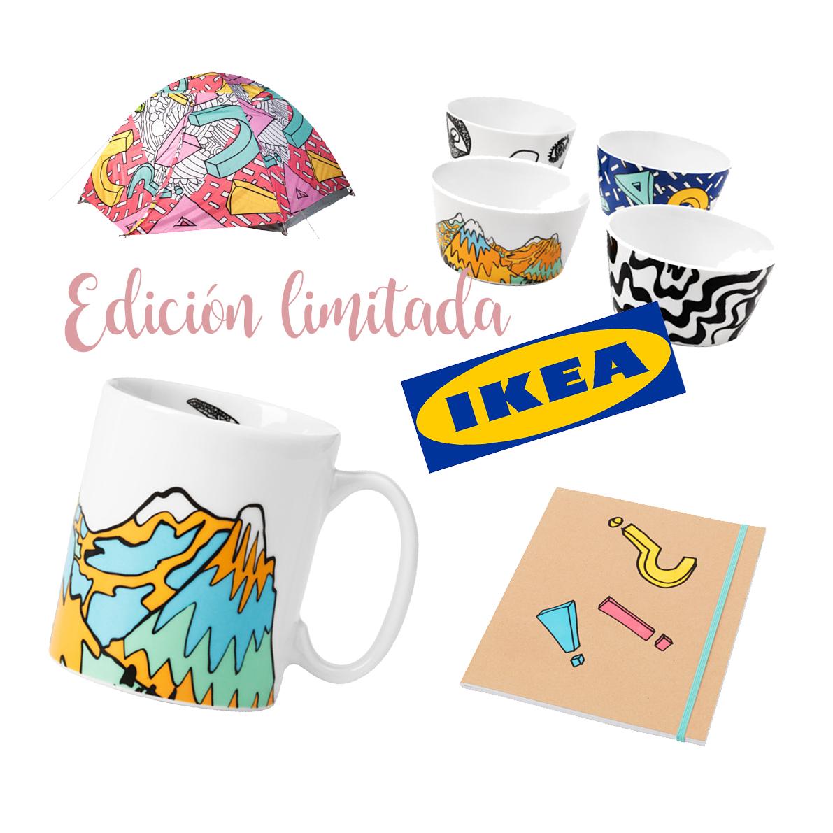 ¡Edición limitada en IKEA!