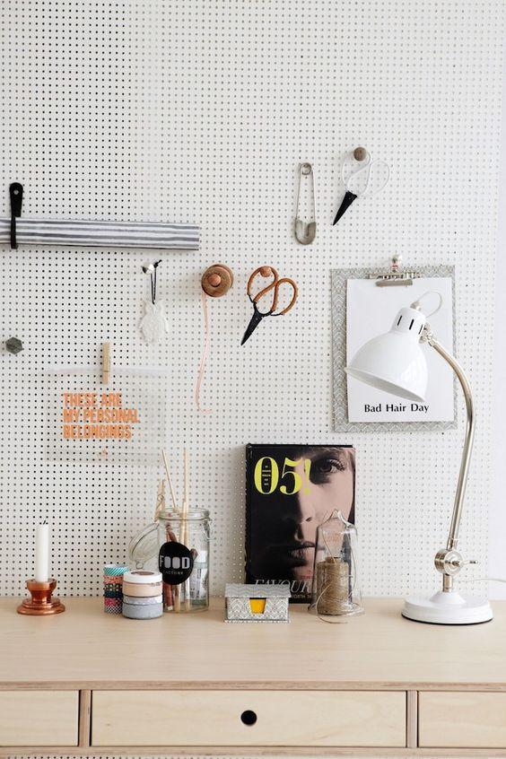 escritorio skadis