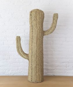 cactus esparto decorativo