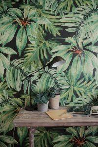 papel pintado selva