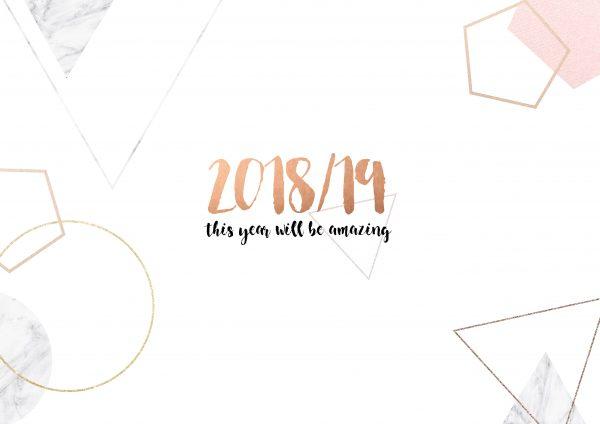 2018/19 Calendario – descarga gratis