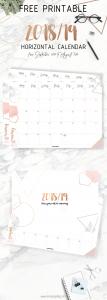 calendario 2018 19 escolar