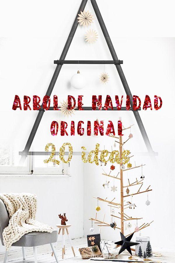 20 árboles de Navidad originales